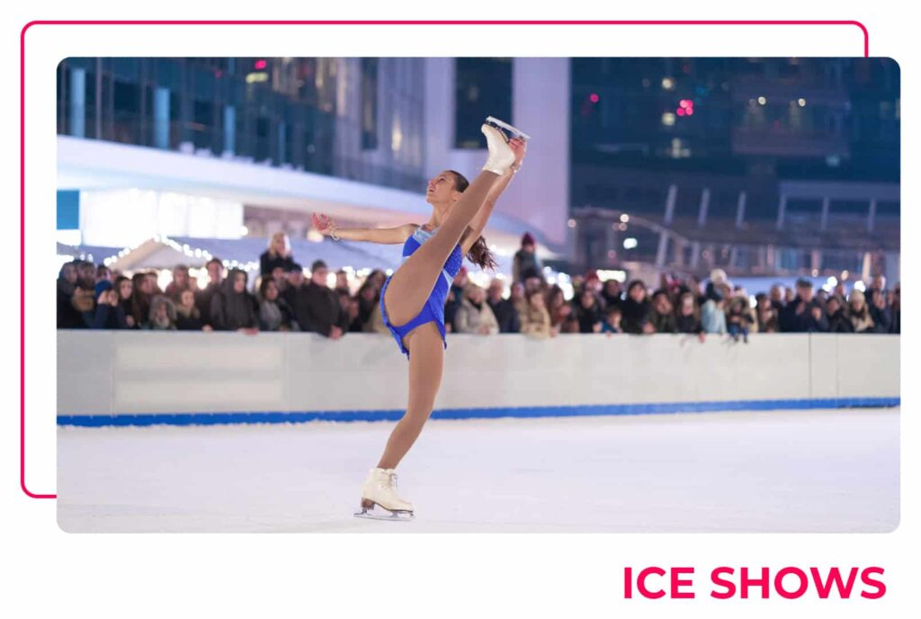 Pattinaggio creativo - Ice Shows