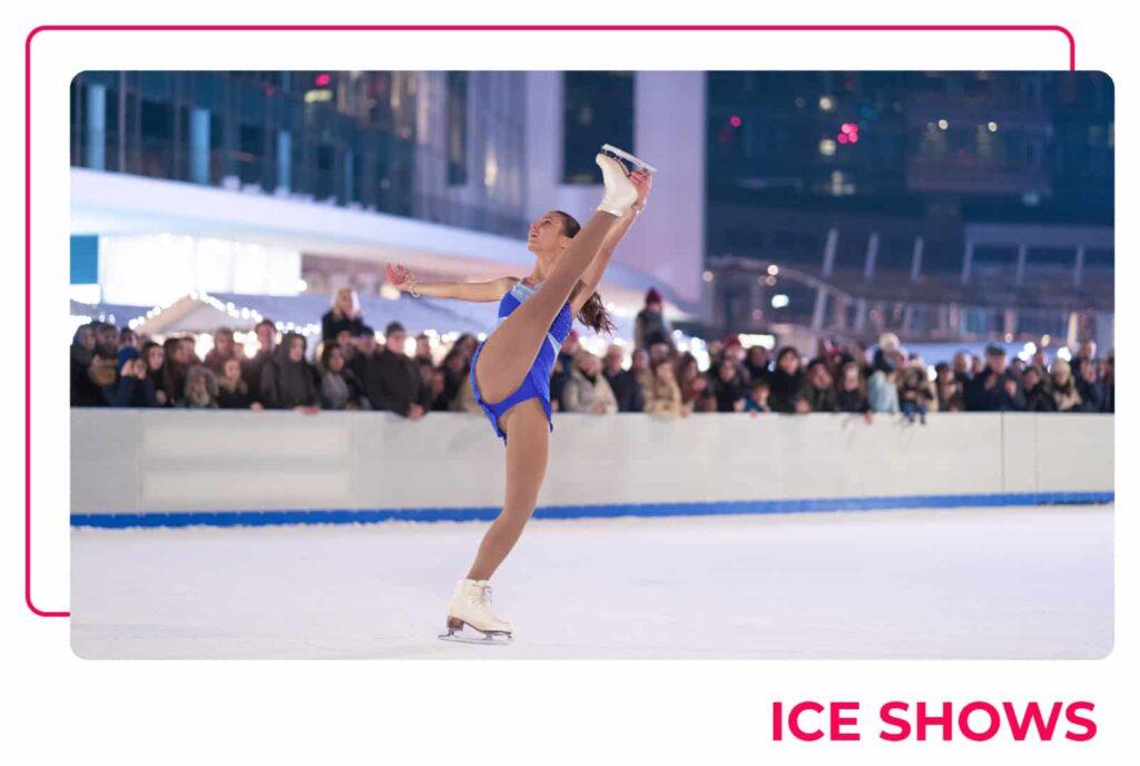 Pattinaggio creativo - Ice Shows
